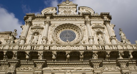 Lecce, Basilica di Santa Croce